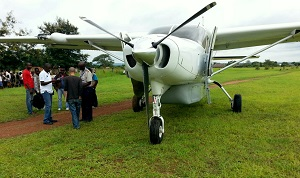 Boading Plane